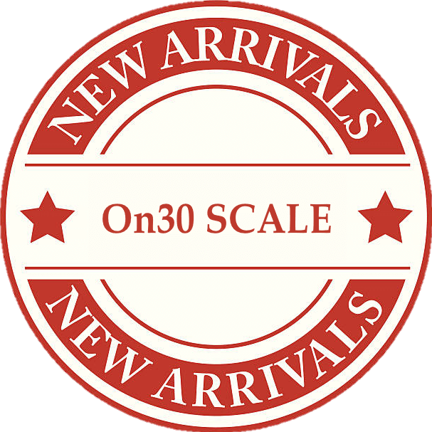 New Product Arrivals For ON30 Model Trains