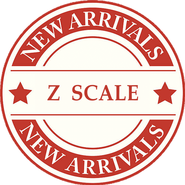New Product Arrivals For Z Scale Model Trains