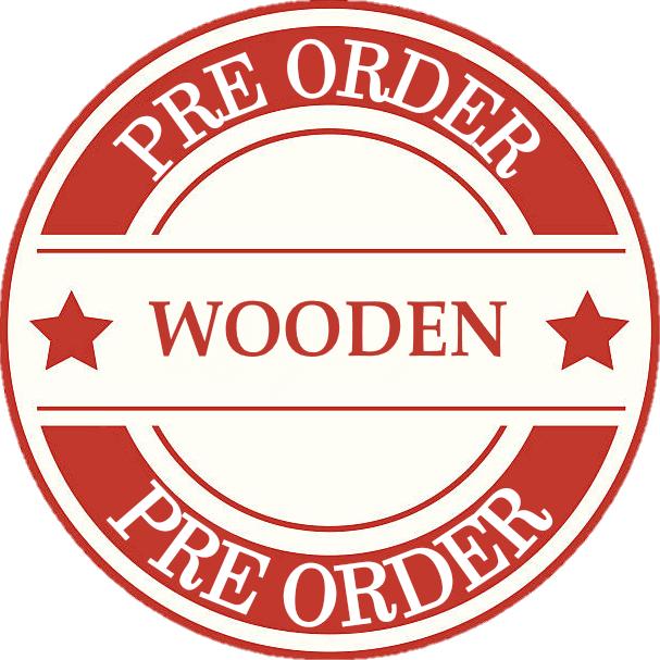 Model Train Wood Scale Pre Orders