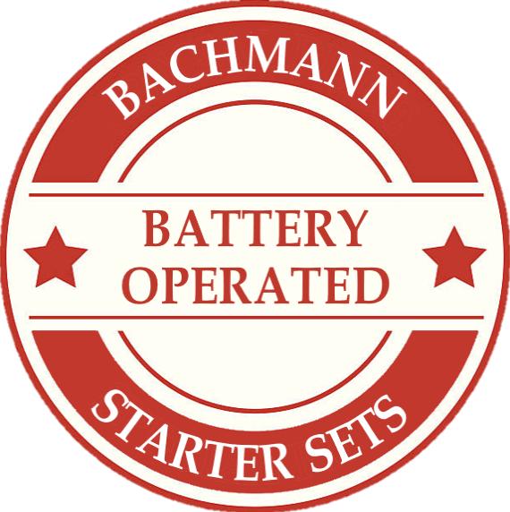 Bachmann Battery Model Train Sets