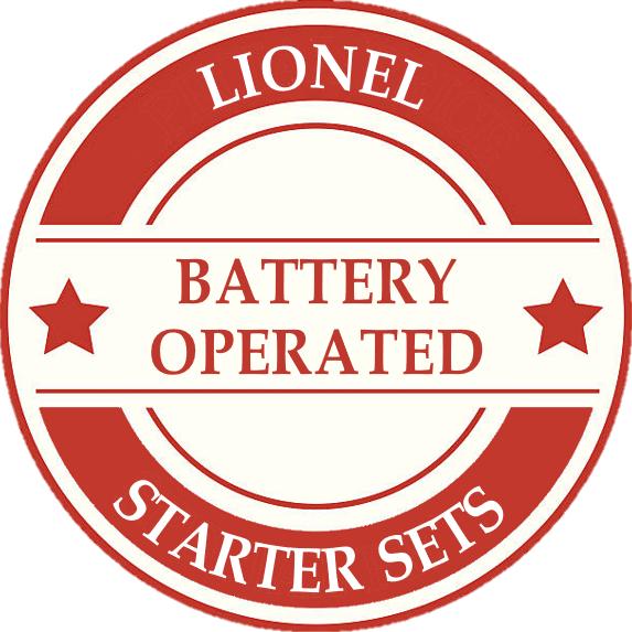 Lionel Battery Model Train Sets