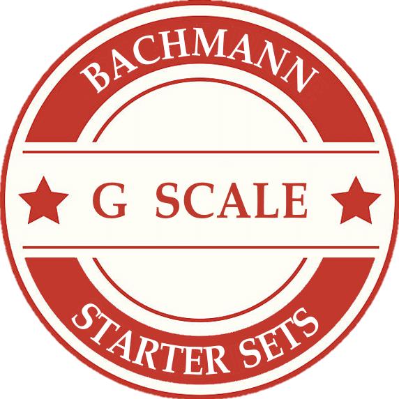 Bachmann G Scale Model Trains Sets