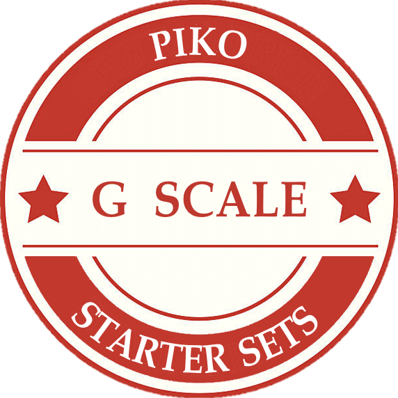 Piko G Scale Model Train Sets