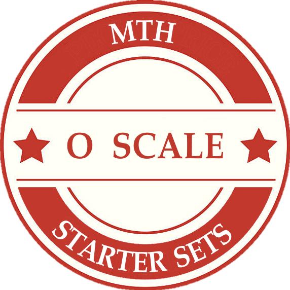 MTH O Scale Model Trains