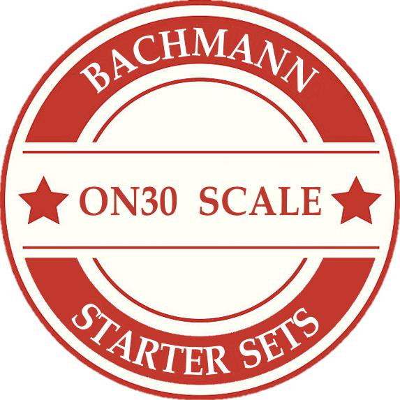 Bachmann ON30 Model Train Sets