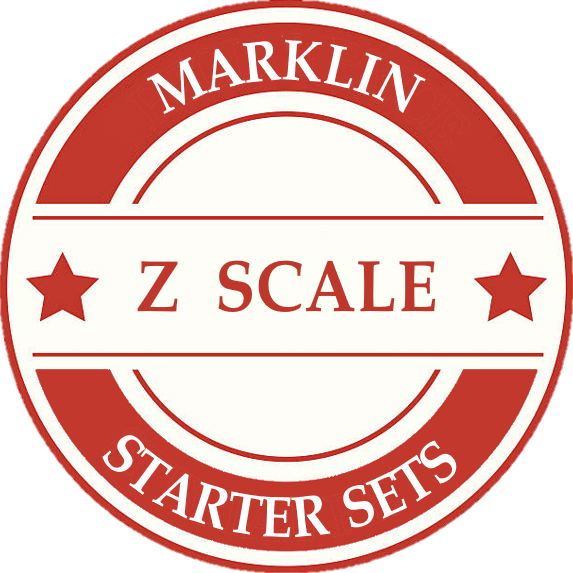 Marklin Z Scale Model Train Sets