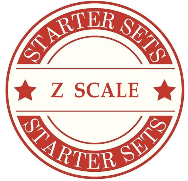 Z Scale Model Train Sets