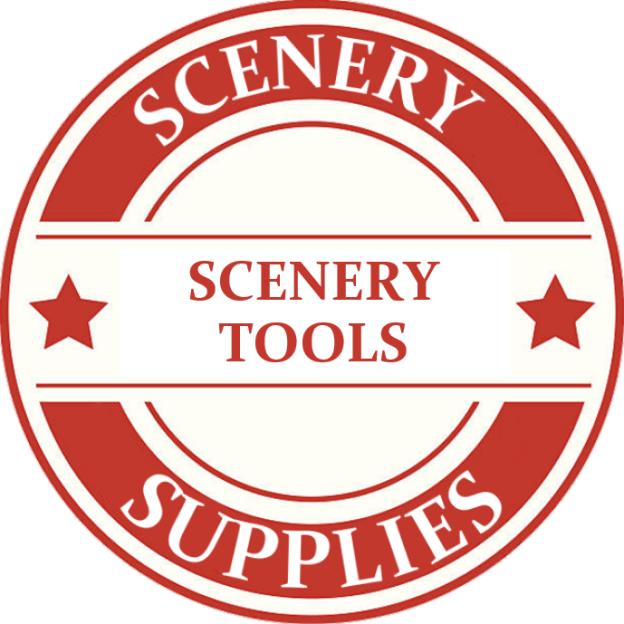 OO Scale Scenery Tools Model Trains | TrainWorld