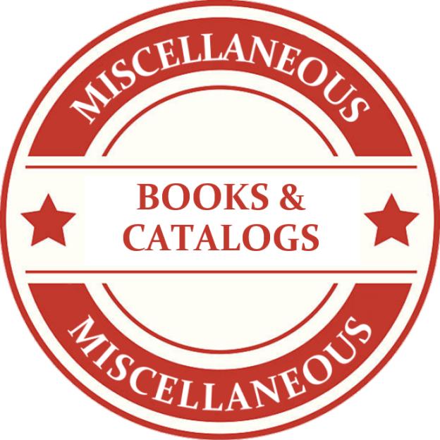 Train Books & Catalogs