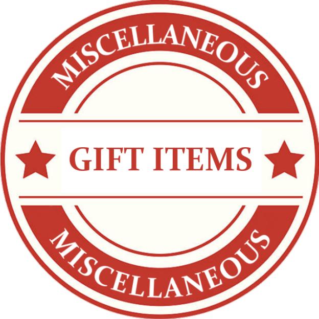 Train Gift Items