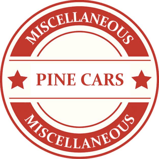 Pine Cars