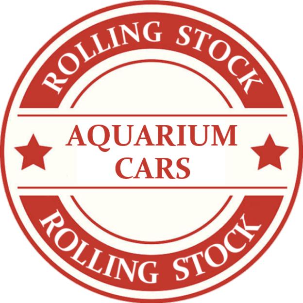 HOn3 Aquarium Car Model Trains