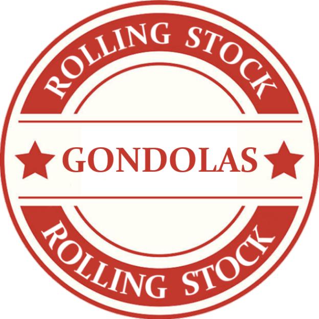 HOn3 Gondola Model Trains