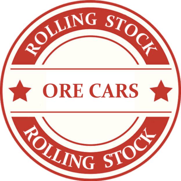 HO Scale Ore Cars Model Trains