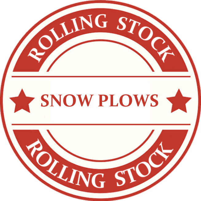 HOn3 Snow Plow Model Trains