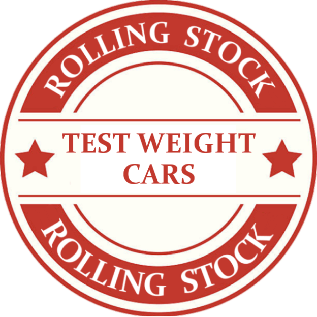 HO Scale Test Weight Car Model Trains