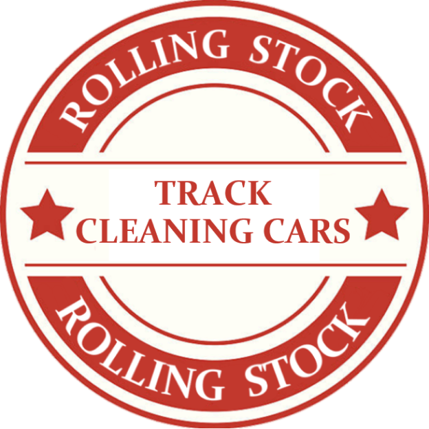 HO Scale Track Cleaning Car Model Trains