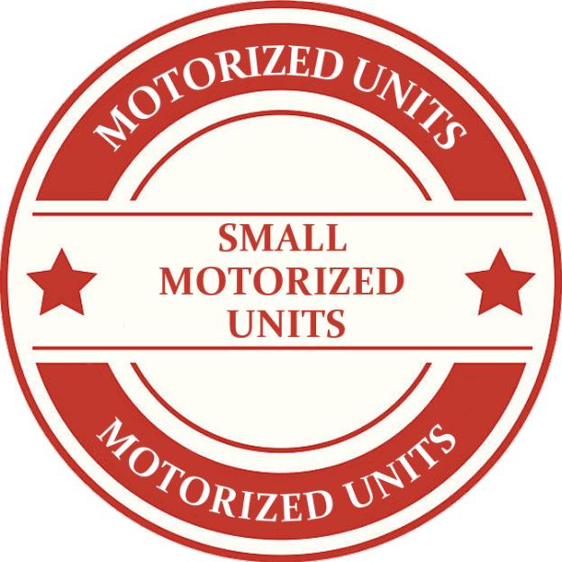 HO Scale Small Motorized Units Model Trains