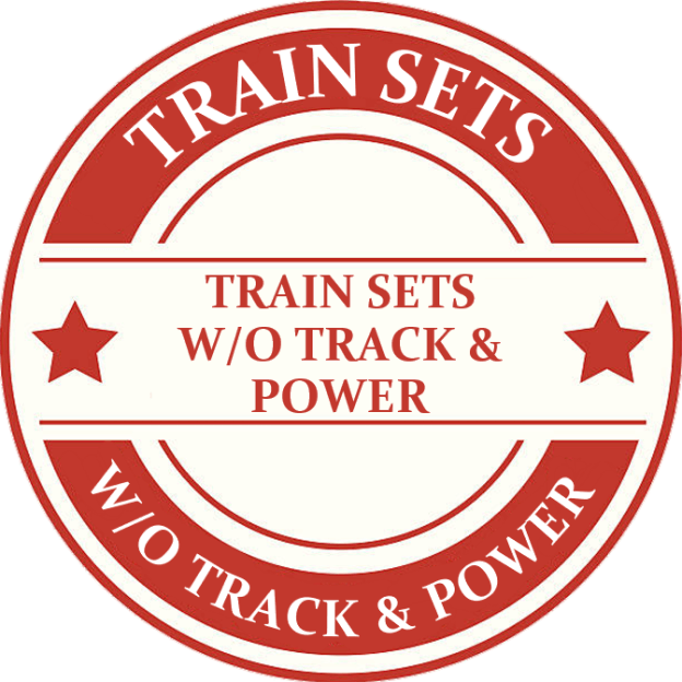 HOn3 Train Sets Without Track And Power Model Trains