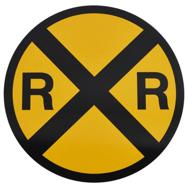 RailRoad Signs | Model Train Accessories