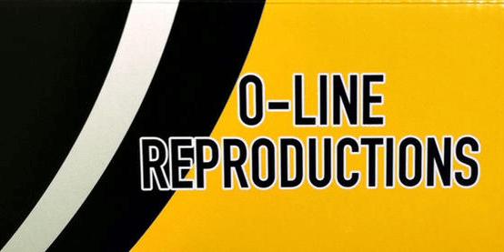 O Line Reproductions | Model Train Accessories