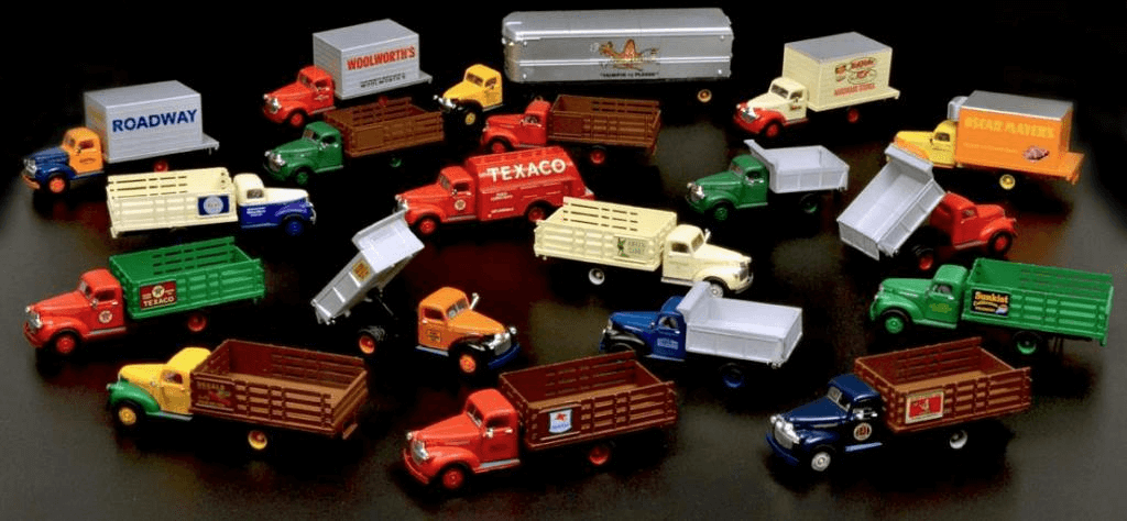 Vehicles | Model Trains Accessories