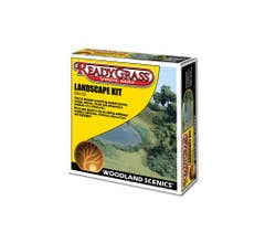 Woodland Scenics #RG5152 Landscape Kit