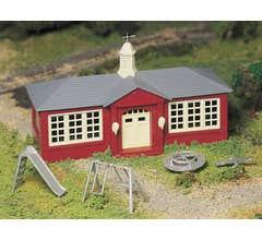 Bachmann #45611 School House - Kit
