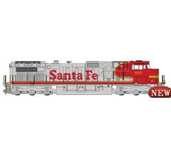 Bachmann #90910 Santa Fe #625 Dash 9 Diesel
