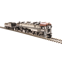 """Broadway Limited #6264 SP Cab Forward 4-8-8-2 AC4 #4109 Gray boiler """"SOUTHERN PACIFIC LINES"""" Paragon3 Sound/DC/DCC Smoke"""