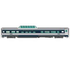 Rapido #116037 Budd Mid-Train Dome - Wabash #201