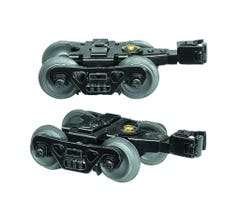 Lionel 14251 Die-Cast Metal Sprung Trucks with Rotating Bearing Caps