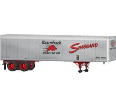 Lionel #6-84885 40' Trailer 2 Pack- Seaboard