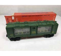 Lionel #LIO3435 LIONEL TRAINS OPERATING TRAVELING AQUARIUM CAR No. 3435 With Box