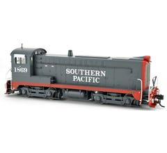Bowser #24815 Baldwin DS 4-4-1000 Locomotive w/LokSound Sound - Southern Pacific Cab #1863