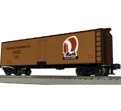 Lionel #3-18240 RATH Woodside Reefer (6 pack)