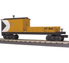 MTH 30-79468 Crane Tender Car - CP Rail