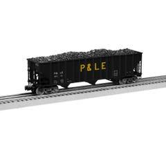 Lionel #2126160 P&LE 100 Ton Hopper 2 Pack A