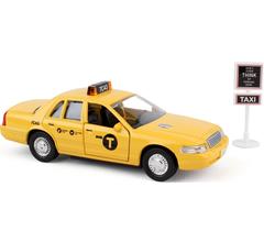 Daron #RT8948 New York City Taxi 1/43