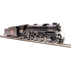 Broadway Limited #5904 Heavy Pacific 4-6-2 CN #5298 Paragon3 Sound/DC/DCC