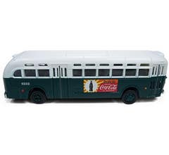 Classic Metal Works #32317 GMC TDH3610 Bus-City of Chicago-COKE
