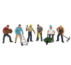 Bachmann #33155 Construction Workers