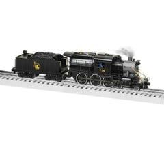 Lionel #2131400 Legacy 4-6-0 Camelback Locomotive - Central New Jersey #774