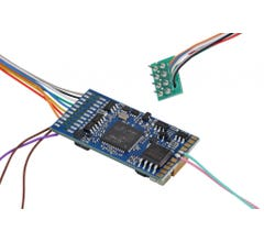 ESU #58420 LokSound 5 Decoder- DCC Ready for Programming NMRA 8-pin Plug