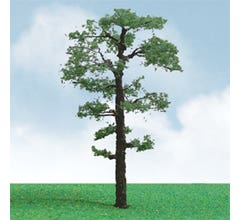 "JTT #92312 Scots Pine Pro-Elite Trees - 3.5"" - 4"" (2 per package)"