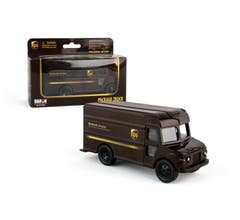 Daron #RT4349 UPS Pullback Package Car 1/43