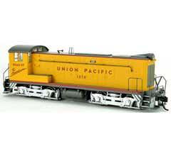 Bowser #24819 Baldwin DS 4-4-1000 Locomotive w/LokSound Sound - Union Pacific Cab #1206