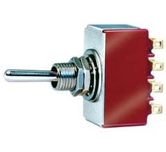 Peco #PL21 Toggle Switch Four Pole Double Throw