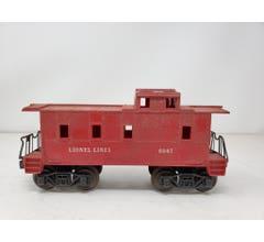 Lionel #LIO6047 Lionel Lines Caboose