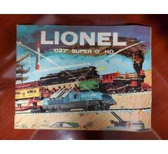 Lionel 1959C1 1959 Catalog
